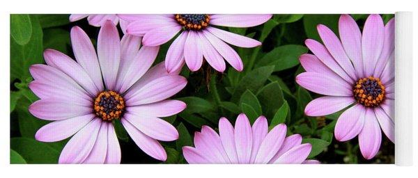Garden Beauty Yoga Mat