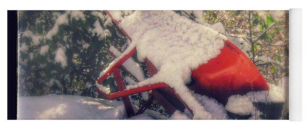 Gardener's Winter Dream Yoga Mat