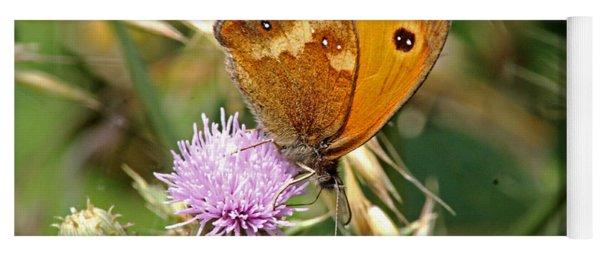 Gatekeeper Butterfly Yoga Mat