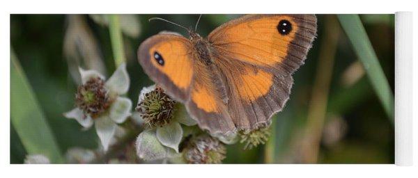 Gatekeeper Butteryfly Yoga Mat