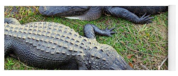 Gators Yoga Mat