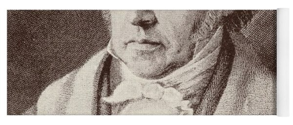 Georg Hegel  Yoga Mat