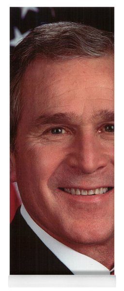 George W Bush Yoga Mat