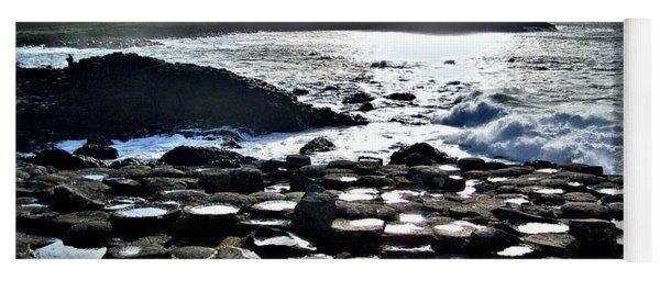 Giant's Causeway Sunset Yoga Mat