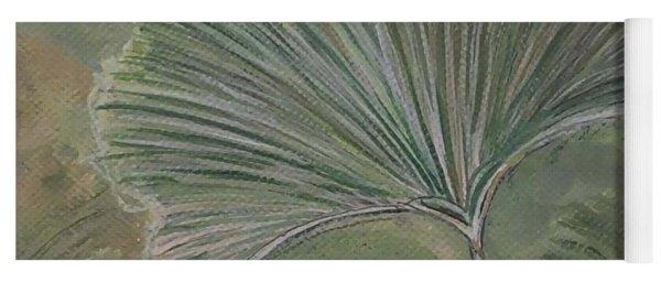 Ginko Leaf Yoga Mat