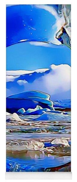 Glacier Yoga Mat