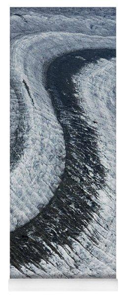 Glacier Moraine - Lots Of Ice Yoga Mat