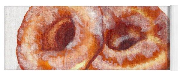 Glazed Donuts Yoga Mat