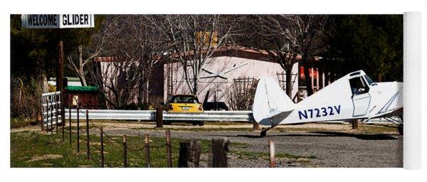 Gliderport Yoga Mat