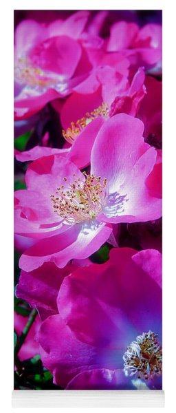 Glorious Blooms Yoga Mat