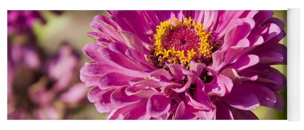 Glorious Flower Yoga Mat