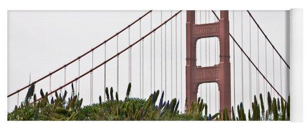 Golden Gate Bridge 1 Yoga Mat