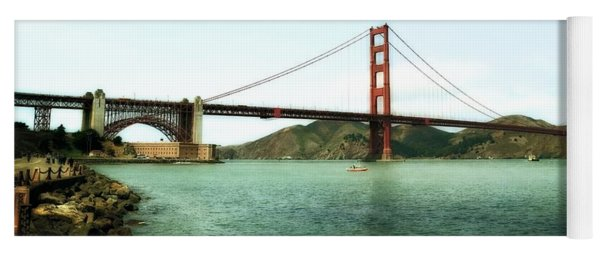 Golden Gate Bridge 2.0 Yoga Mat