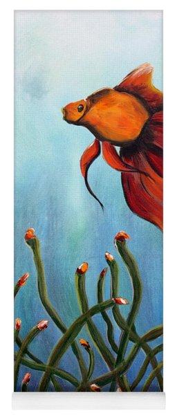 Goldfish Yoga Mat