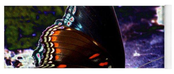 Gona-fly-butterfly Yoga Mat