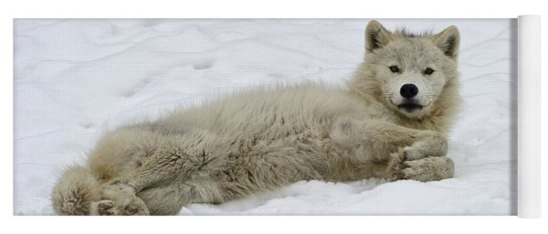 Good Wolfie ... Yoga Mat