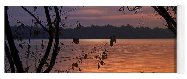 Goodnight Lake Yoga Mat