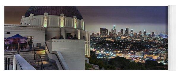 Gotham Griffith Observatory Yoga Mat