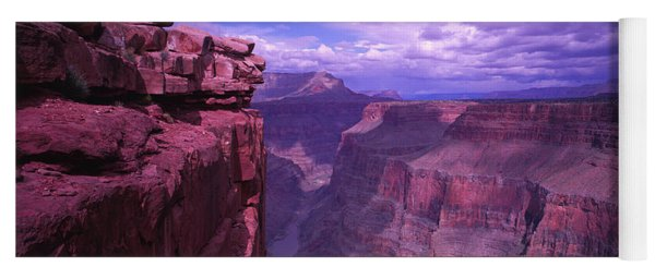 Grand Canyon, Arizona, Usa Yoga Mat