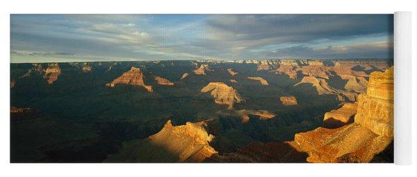 Grand Canyon National Park, Arizona, Usa Yoga Mat