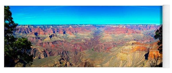 Grand Canyon Panorama Yoga Mat