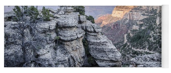 Grand Canyon South Rim Yoga Mat