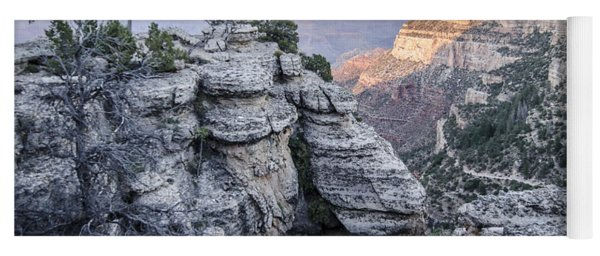 Grand Canyon South Rim Yoga Mat