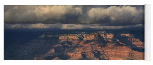Grand Canyon View Yoga Mat