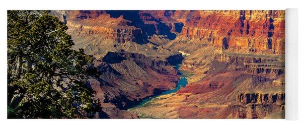 Grand Canyon Sunset Yoga Mat