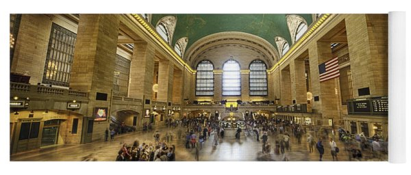 Grand Central Rush Yoga Mat