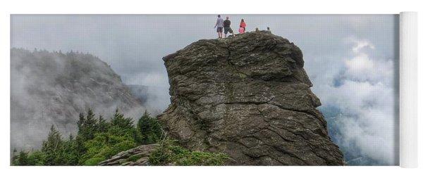 Grandfather Mountain Hikers Yoga Mat
