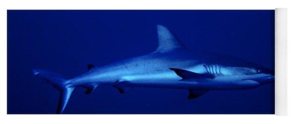 Gray Reef Shark Yoga Mat