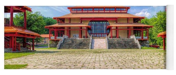 Great Buddha Hall Yoga Mat