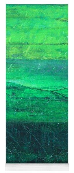 Green Pastures Yoga Mat