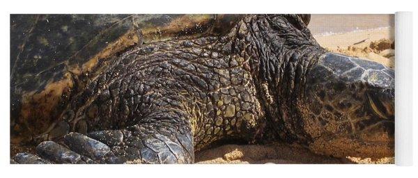 Green Sea Turtle 2 - Kauai Yoga Mat