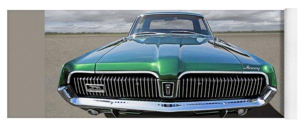 Green With Envy - 68 Mercury Yoga Mat