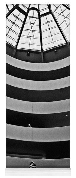 Guggenheim Museum - Nyc Yoga Mat