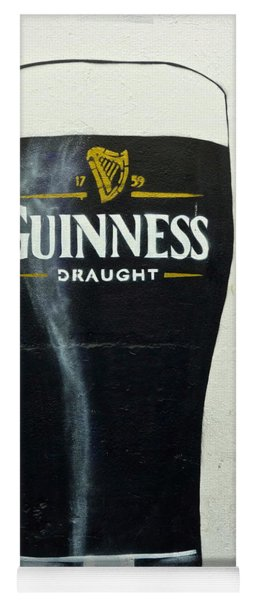 Guinness - The Perfect Pint Yoga Mat