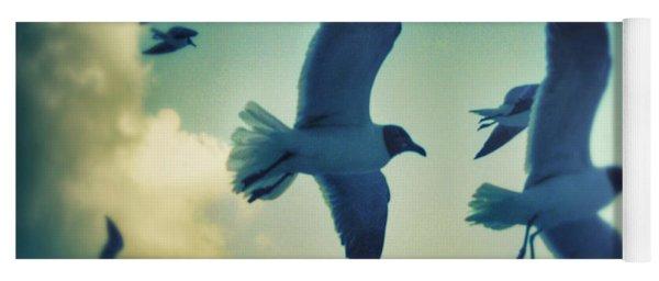 Gulls Yoga Mat