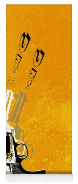 Gun 16 Yoga Mat
