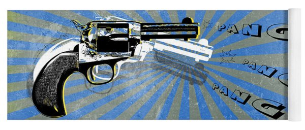 Gun 17 Yoga Mat