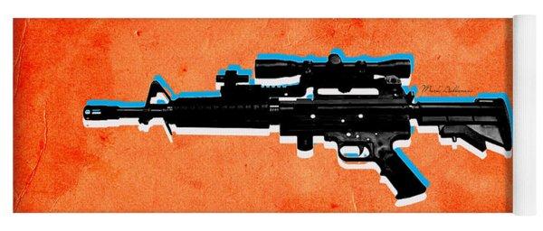 Gun 2 Yoga Mat
