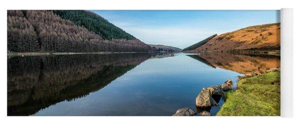 Gwydyr Forest Lake Yoga Mat