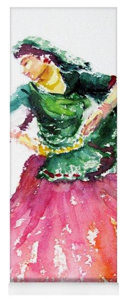 Gypsy Dancer Yoga Mat