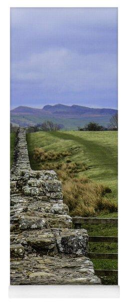 Hadrian's Wall Yoga Mat