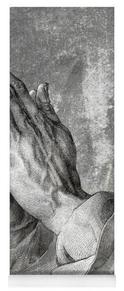 Hands Of Prayer  1508 Yoga Mat