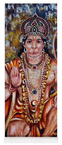 Hanuman Yoga Mat