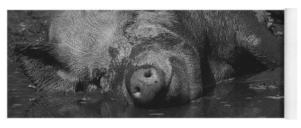 Happy Pig Yoga Mat