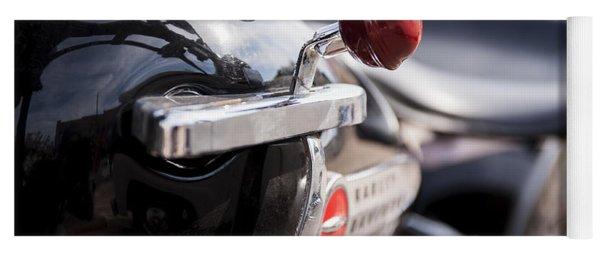 Harley Davidson Jockey Shift Yoga Mat