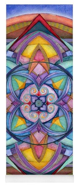 Harmony Mandala Yoga Mat